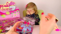 جعبه گشایی عروسک های دیانا
