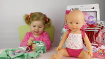 لباس های جدید عروسک قشنگ دیانا