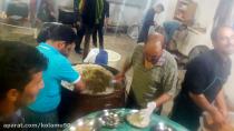 برنج کشی مشترک احمد و اصغر محرم 98