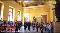 احضار نزدیکان رئیس جمهور فرانسه به دادگاه