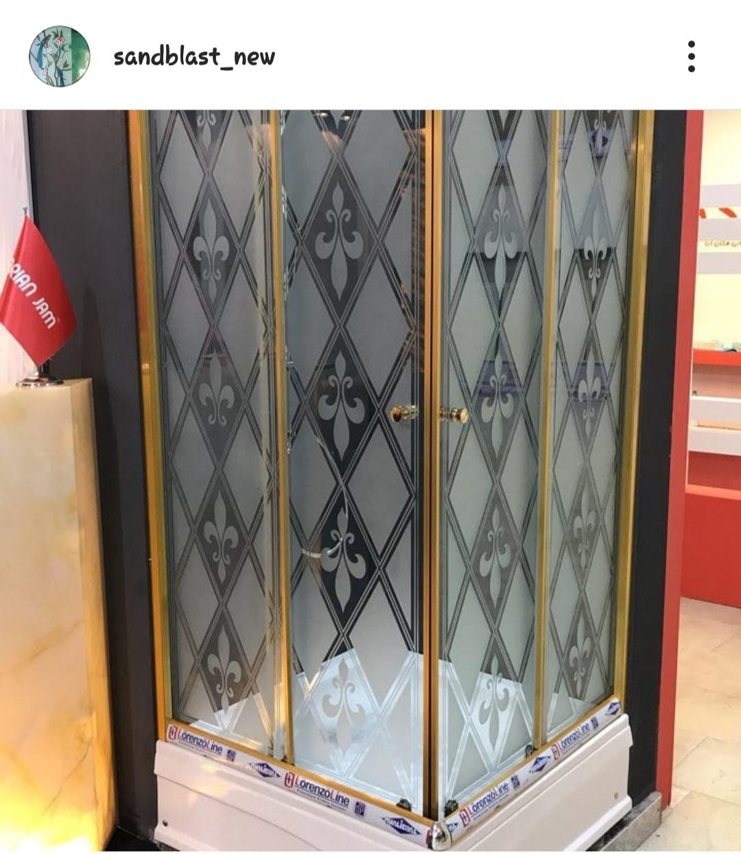 سندبلاست ساوالان   سند بلاست شیشه، سندبلاست سنگ