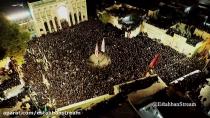 مراسم چارچوگردانی محله سادات اهر استهبان