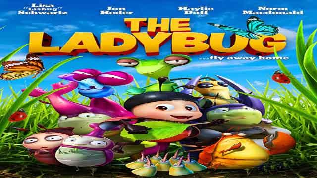 انیمیشن کفشدوزک-دوبله-The Ladybug 2018
