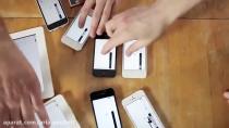 موزیک ویدیو خلاقانه با چند گوشی همراه