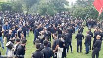 هیات زنجیرزنان راه آهن شیرگاه با نوای گرم حاج مهدی صفرپور()