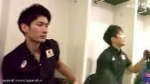 خلاصه بازی والیبال استرالیا 2 - 3 ژاپن