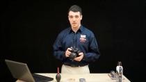 آموزش تمیز کردن سنسور دوربین