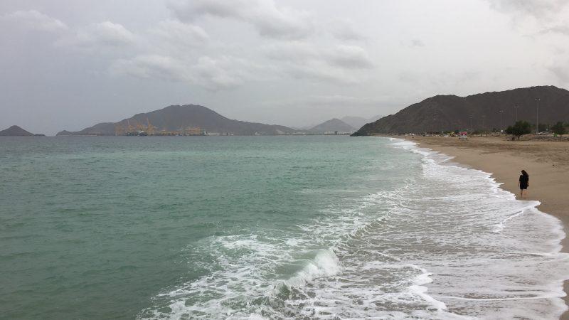ساحل فجیره