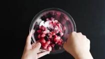 آموزش ده نوع تزیین چیزکیک با میوه، ساده و فوری و زیبا