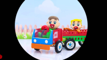 کارتون کودکانه خمیر بازی - شیرینی پزی