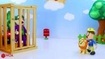 کارتون کودکانه خمیر بازی  - این قسمت تخم دایناسور