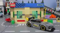 کارتون شهر ماشین ها - این قسمت ساخت ماشین پلیس