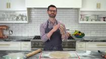 آموزش تهیه ی کوکی پای سیب