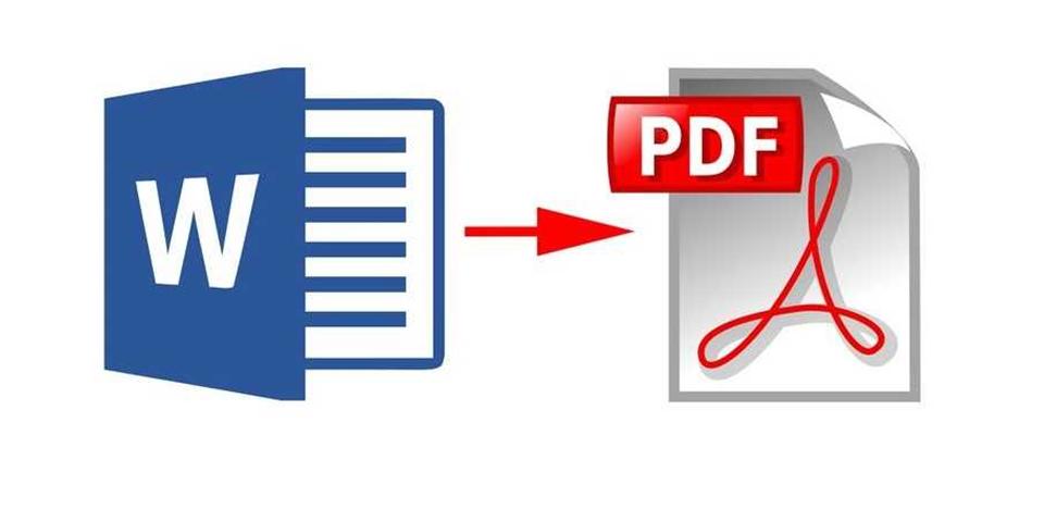 آموزش تبدیل فایل  word به pdf در 30 ثانیه !!!!