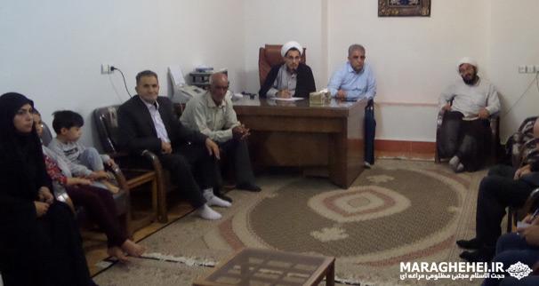 نخستین جلسه کارگروه اشتغال روستای آهق برگزار شد