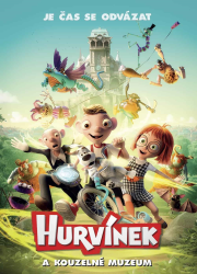 دانلود فیلم Harvie and the Magic Museum 2017