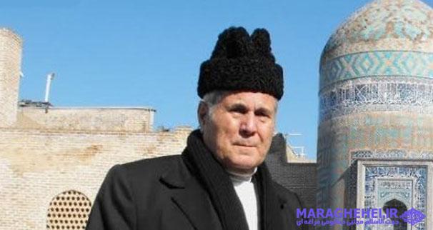 تسلیت درگذشت استاد سلیم مؤذن زاده اردبیلی