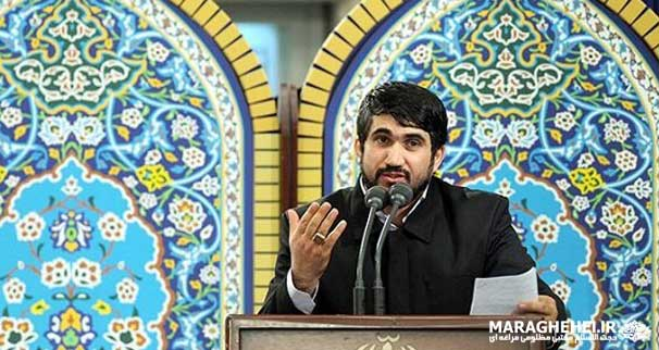 تسلیت رحلت مداح جوان و پرآوازه اردبیلی مرحوم حاج محمدباقر منصوری