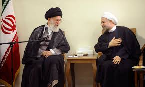 خطاب صریح رهبری به حسن روحانی و محمدجواد ظریف