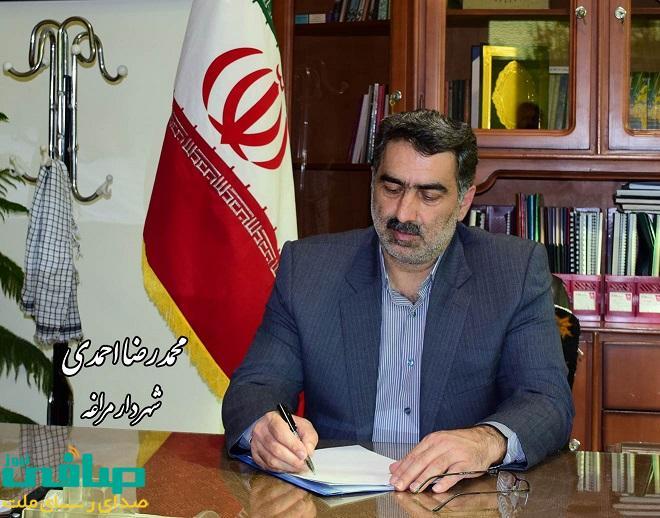 شهردار مراغه با صدور پیامی این مناسبت را به اصحاب رسانه تبریک گفت