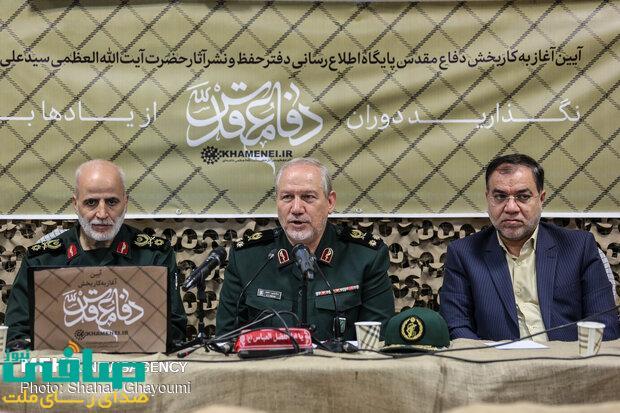 سرلشکر صفوی: رهبر انقلاب باعث شدند ملتهای عراق و سوریه حفظ شوند