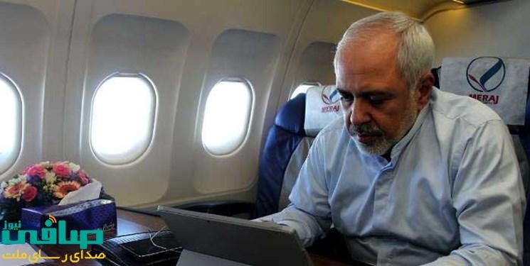 پایان رایزنیهای ظریف در نیویورک؛ وزیر خارجه ایران به تهران بازگشت