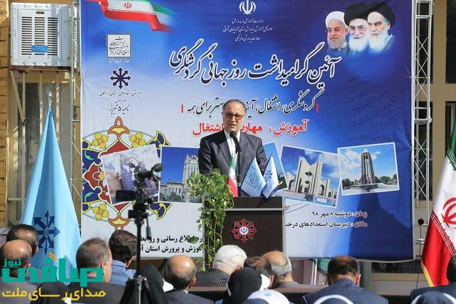 زنگ گردشگری در آذربایجانشرقی نواخته شد