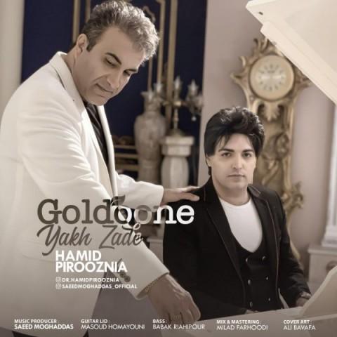 دانلود آهنگ جدید حمیدرضا پیروزنیا به نام گلدونه یخ زده