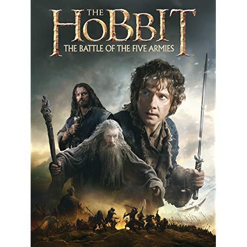 فیلم سینمای هابیت : نبرد پنج سپاه The Hobbit: The Battle of the Five Armies 2014+زیرنویس فارسی