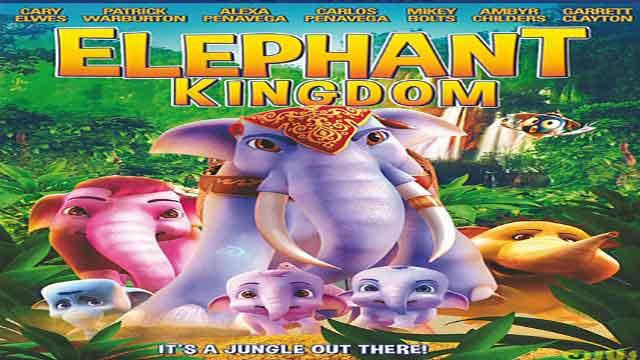 انیمیشن قلمرو فیل ها با دوبله فارسی-Elephant Kingdom 2016