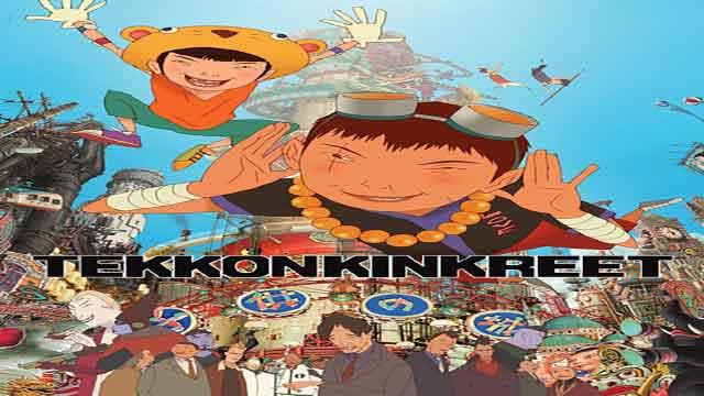 انیمیشن بتن آرمه با دوبله فارسی Tekkonkinkreet 2006