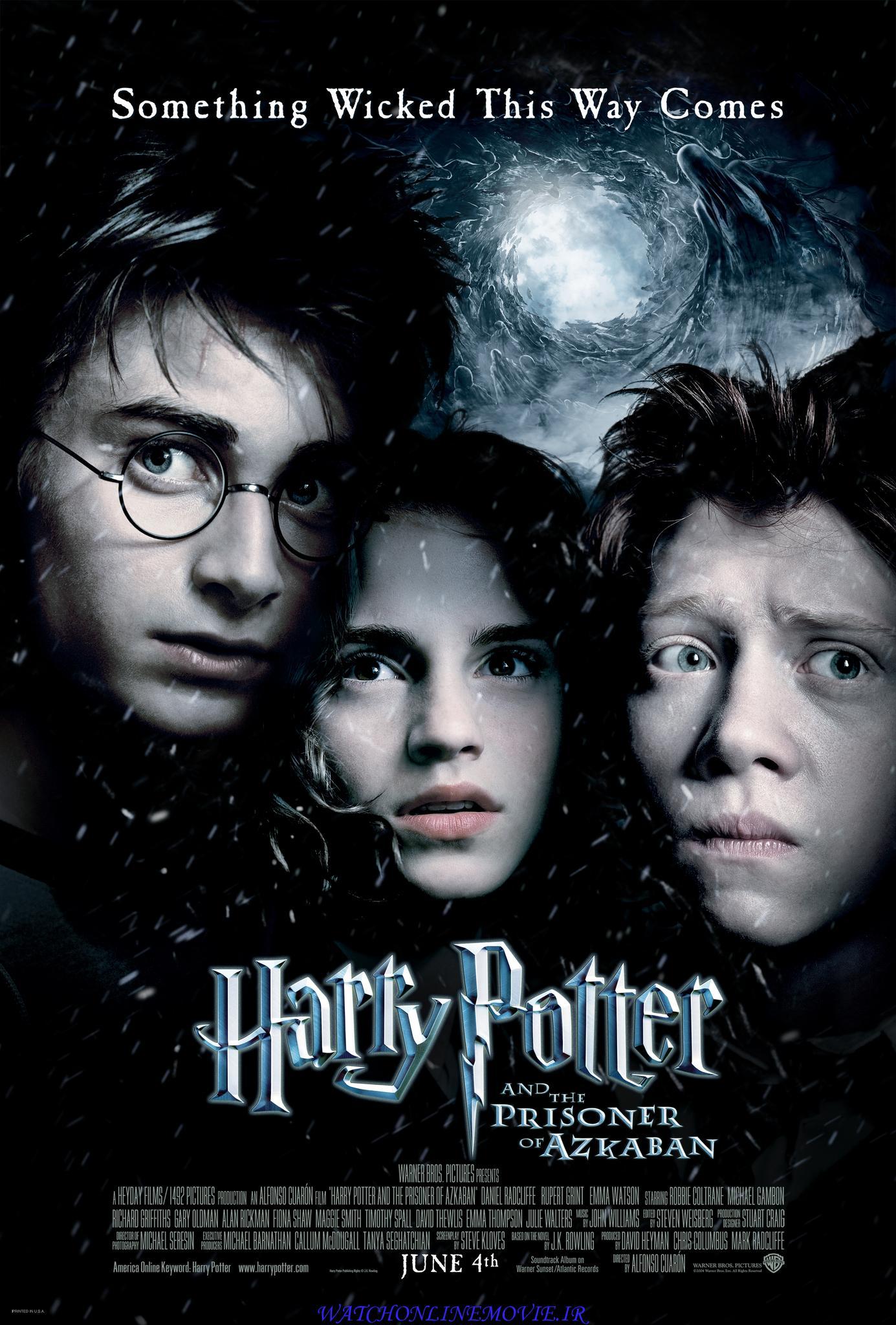دانلود فیلم هری پاتر و زندانی آزکابان Harry Potter and the Prisoner of Azkaban 2004