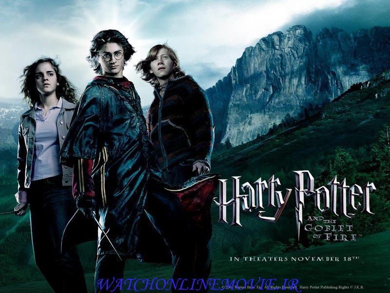 دانلود فیلم هری پاتر و جام آتش Harry Potter and the Goblet of Fire 2005