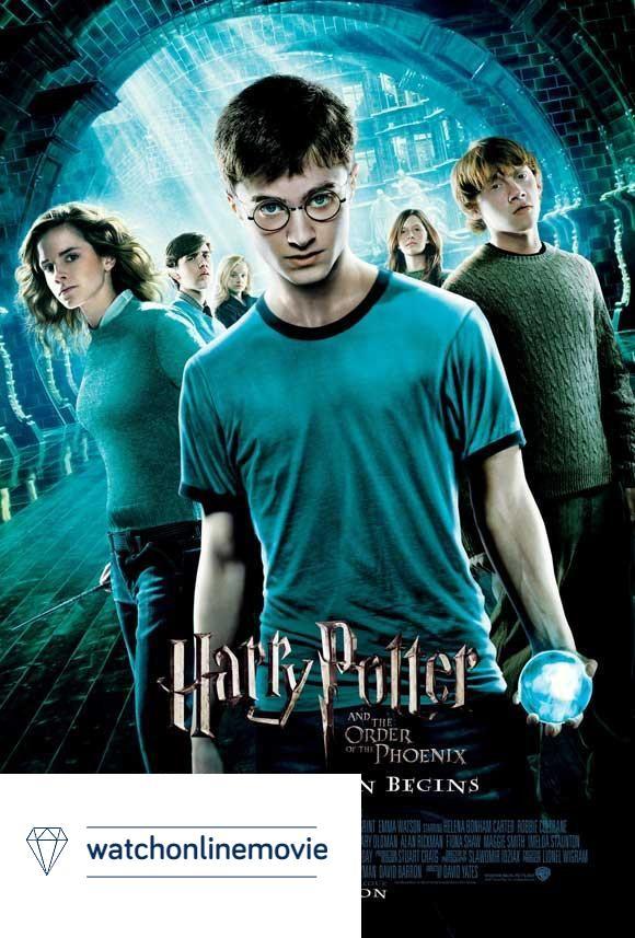 تماشاي آنلاين فیلم سينمايي هری پاتر و محفل ققنوس Harry Potter and the Order of the Phoenix 2007