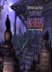 دانلود بازی Mystery Case Files 8: Escape from Ravenhearst CE