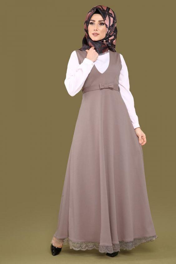 مدل مانتو سارافن بلند زنانه