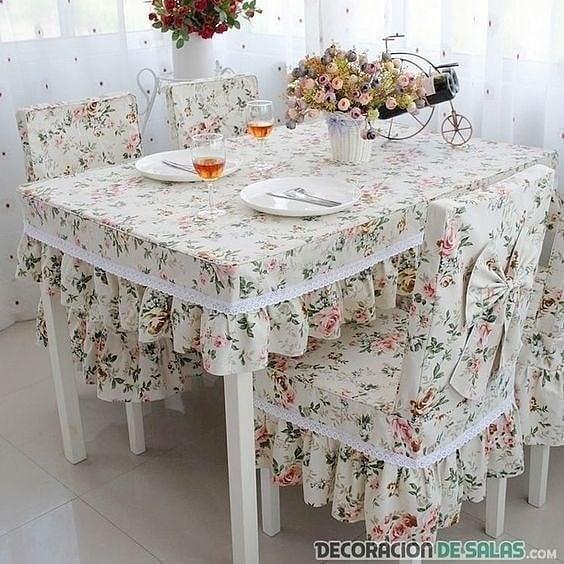 رومیزی پارچه ای جدید