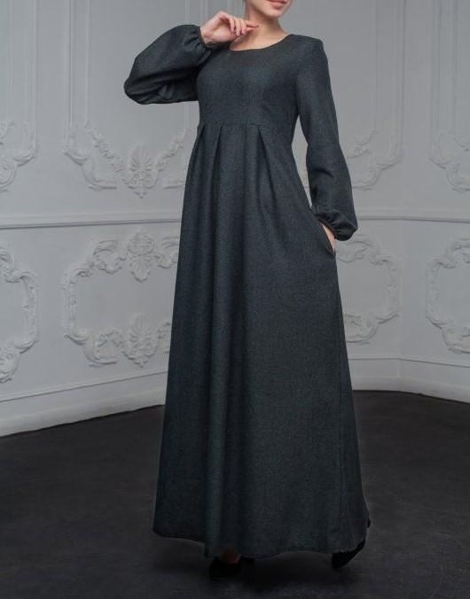 مدل مانتو بلند پاییزه دخترانه