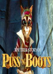 دانلود دوبله فارسی انیمیشن گربه چکمه پوش The True Story of Puss'N Boots 2009