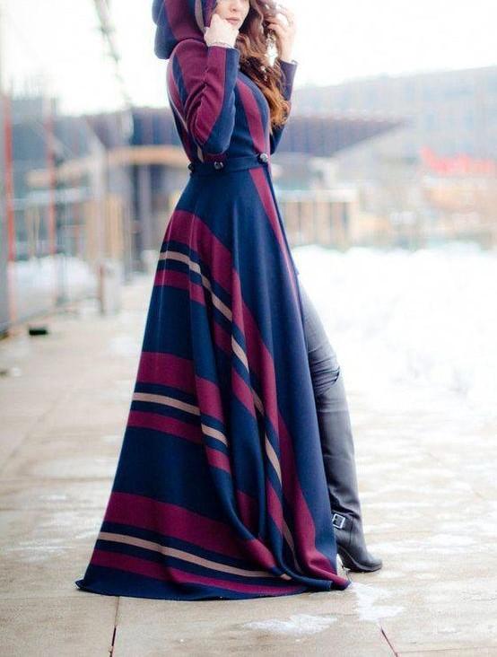 مدل مانتو زنانه پاییزه ۹۸