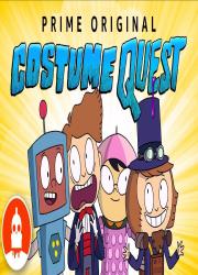 دانلود فصل اول انیمیشن لباس ماجراجویی Costume Quest S01 2019