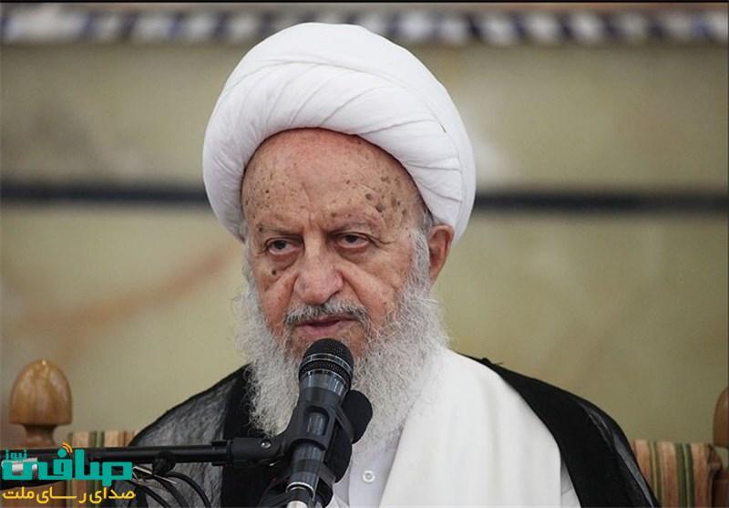 آیتالله مکارمشیرازی در یکی از بیمارستانهای تهران بستری شد / حال عمومی معظمله مساعد است