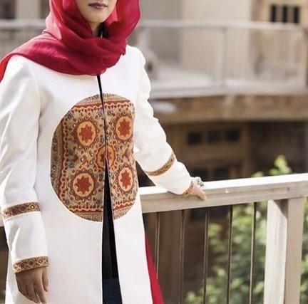 مدل مانتو افغانی شیک
