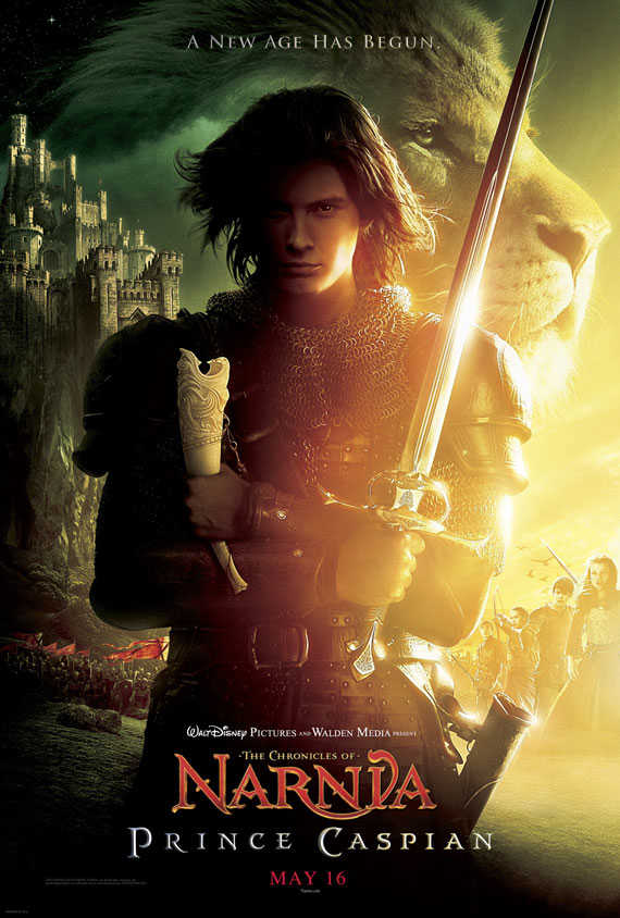 پخش آنلاین فیلم The Chronicles of Narnia: Prince Caspian 2008 با کیفیت عالی + دوبله فارسی