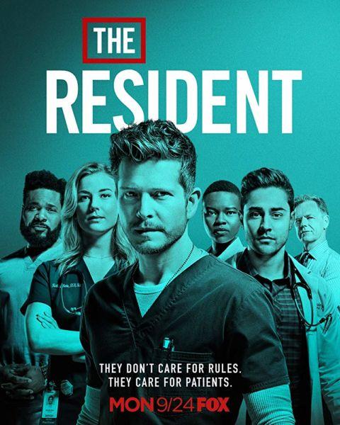دانلود سریال The Resident