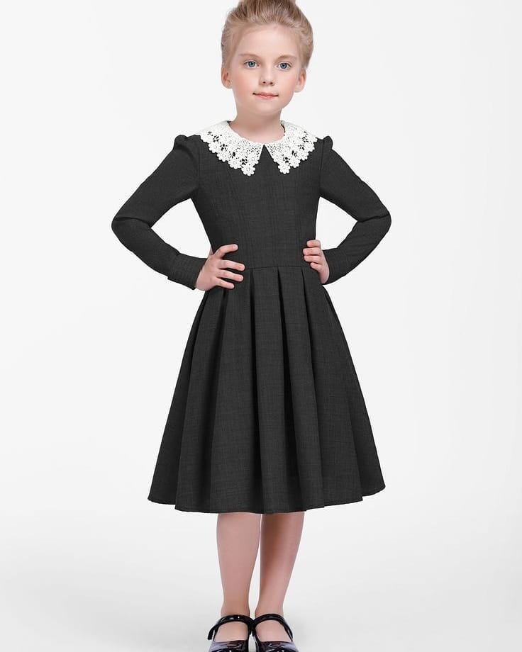 مدل مانتو دختر بچه ده ساله