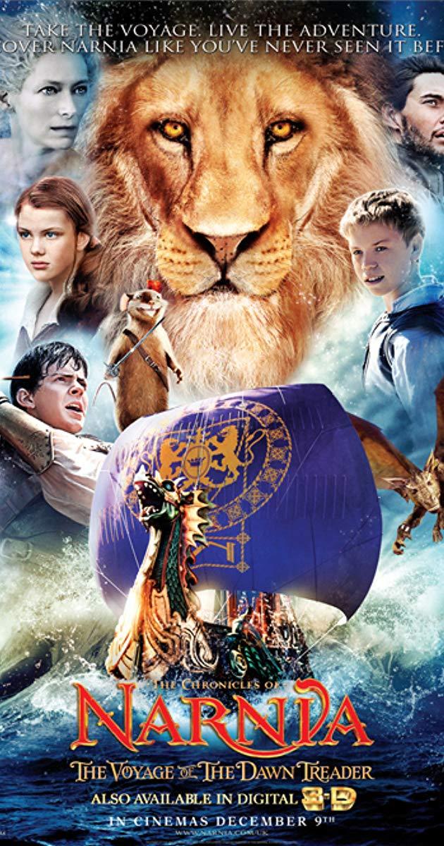 فیلم سینمایی سرگذشت نارنیا 3 با دوبله فارسی The Chronicles of Narnia 3 2010 + زيرنويس فارسي