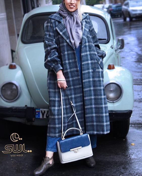 مدل مانتو پاییزی در تهران