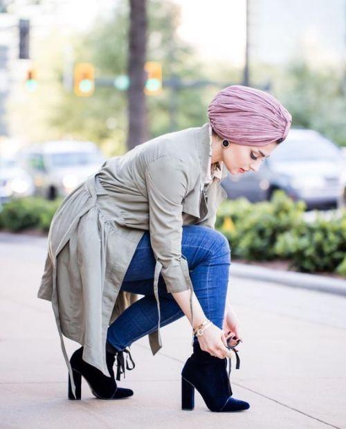 مدل مانتو دخترانه پاییزی کوتاه