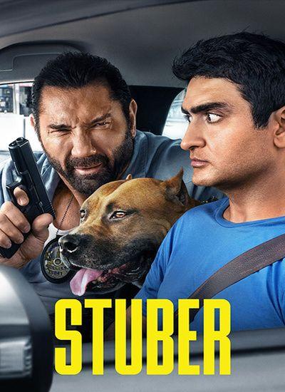 دانلود فیلم Stuber 2019 دوبله فارسی با لینک مستقیم